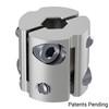 4007-4008-4008 - 4007 Series Hyper Coupler (8mm REX Bore to 8mm REX Bore)