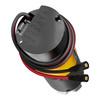 5203 Series Yellow Jacket Planetary Gear Motor (188:1 Ratio, 24mm Length 8mm REX Shaft, 30 RPM, 3.3 - 5V Encoder)