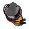 5203 Series Yellow Jacket Planetary Gear Motor (13.7:1 Ratio, 24mm Length 8mm REX Shaft, 435 RPM, 3.3 - 5V Encoder)