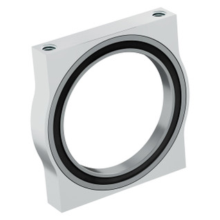 1604-0043-0032 - 1604 Series 2-Side, 2-Post Pillow Block (32mm Bore)