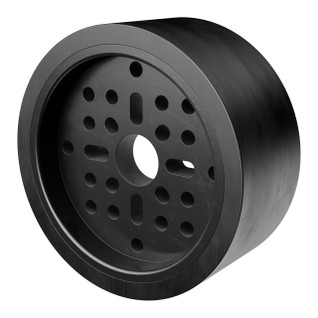 3601-0014-0072 - 3601 Series Rhino Wheel (14mm Bore, 72mm Diameter)