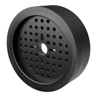 3601-0014-0096 - 3601 Series Rhino Wheel (14mm Bore, 96mm Diameter)