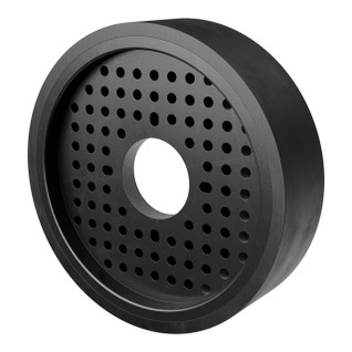 3601-0032-0120 - 3601 Series Rhino Wheel (32mm Bore, 120mm Diameter)