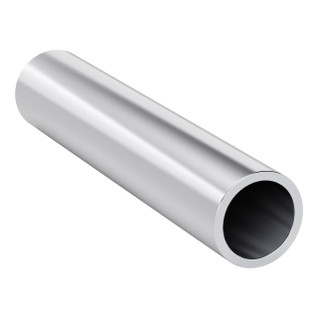 4100-0810-0050 - 4100 Series Aluminum Tube (8mm ID x 10mm OD, 50mm Length)