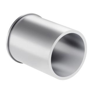 4102-2832-0039 - 4102 Series Aluminum Flanged Tube (28mm ID x 32mm OD, 39mm Length)