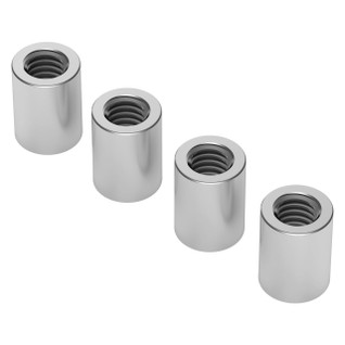 1501-0006-0080 - 1501 Series M4 x 0.7mm Standoff (6mm OD, 8mm Length) - 4 Pack
