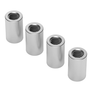 1501-0006-0100 - 1501 Series M4 x 0.7mm Standoff (6mm OD, 10mm Length) - 4 Pack