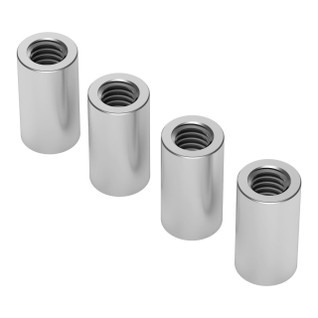1501-0006-0110 - 1501 Series M4 x 0.7mm Standoff (6mm OD, 11mm Length) - 4 Pack