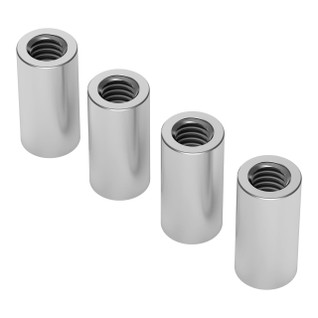 1501-0006-0120 - 1501 Series M4 x 0.7mm Standoff (6mm OD, 12mm Length) - 4 Pack