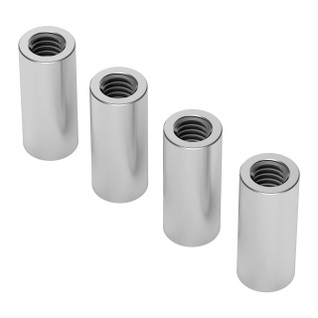 1501-0006-0140 - 1501 Series M4 x 0.7mm Standoff (6mm OD, 14mm Length) - 4 Pack