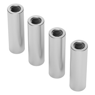 1501-0006-0200 - 1501 Series M4 x 0.7mm Standoff (6mm OD, 20mm Length) - 4 Pack