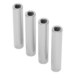 1501-0006-0320 - 1501 Series M4 x 0.7mm Standoff (6mm OD, 32mm Length) - 4 Pack