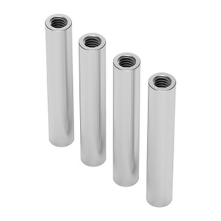 1501-0006-0360 - 1501 Series M4 x 0.7mm Standoff (6mm OD, 36mm Length) - 4 Pack