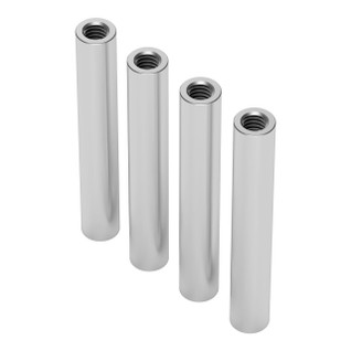 1501-0006-0400 - 1501 Series M4 x 0.7mm Standoff (6mm OD, 40mm Length) - 4 Pack