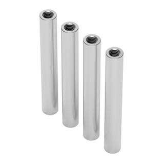 1501-0006-0460 - 1501 Series M4 x 0.7mm Standoff (6mm OD, 46mm Length) - 4 Pack