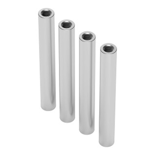 1501-0006-0480 - 1501 Series M4 x 0.7mm Standoff (6mm OD, 48mm Length) - 4 Pack