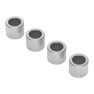 1502-0006-0050 - 1502 Series 4mm ID Spacer (6mm OD, 5mm Length) - 4 Pack