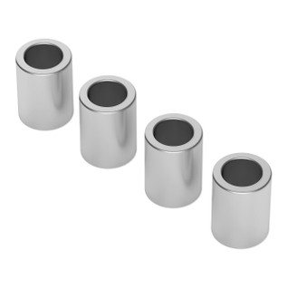 1502-0006-0080 - 1502 Series 4mm ID Spacer (6mm OD, 8mm Length) - 4 Pack