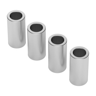 1502-0006-0120 - 1502 Series 4mm ID Spacer (6mm OD, 12mm Length) - 4 Pack