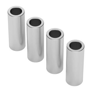 1502-0006-0165 - 1502 Series 4mm ID Spacer (6mm OD, 16.5mm Length) - 4 Pack