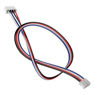 3801-0709-0300 - 4-Pos JST PH [MH-FC] to 4-Pos JST XH [MH-FC] Adaptor (300mm Length)
