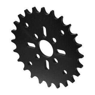 3311-0014-0024 - 3311 Series 8mm Pitch Plastic Hub Mount Sprocket (14mm Bore, 24 Tooth)