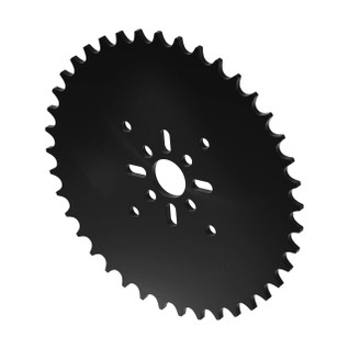 3311-0014-0040 - 3311 Series 8mm Pitch Plastic Hub Mount Sprocket (14mm Bore, 40 Tooth)