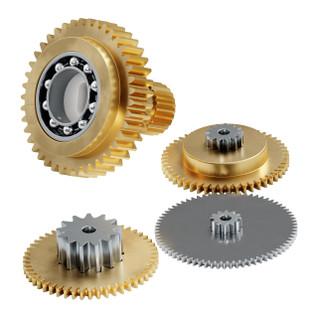 2310-2000-0001 - Replacement Servo Gear Set (2000-1)