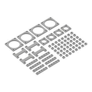 3203-2803-0001 - 2803 Series Threaded Plates Bundle