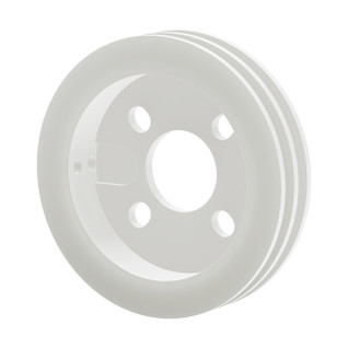 3407-0016-0001 - 3407 Series Hub Mount Winch Pulley (16-1)