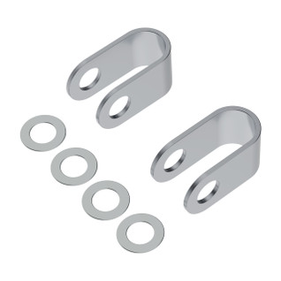 2914-0002-0001 - V-Groove Bearing Shield (2-1) - 2 Pack