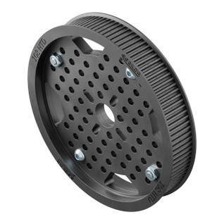 3402-0014-0108 - 3402 Series 3mm HTD Pitch Plastic Hub Mount Timing Belt Pulley (14mm Bore, 108 Tooth)