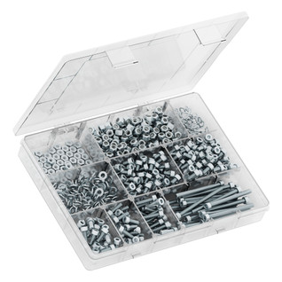 3201-0004-0001 - M4 Socket Head Screw Assortment Pack
