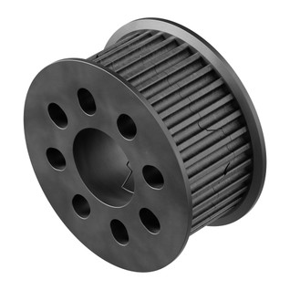 3mm HTD Hub Mount Timing Pulleys