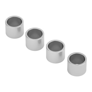 1514-0010-0080 - 1514 Series 8mm ID Spacer (10mm OD, 8mm Length) - 4 Pack