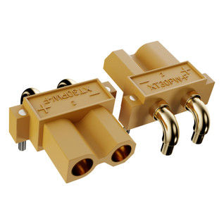 3803-0033-0002 - PCB Mount XT30 Connector (MH-FC) - 2 Pack