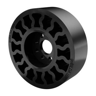 3613 Series Gecko™ Wheel (14mm Bore, 72mm Diameter)