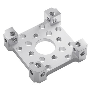 1201-0043-0002 - 1201 Series Quad Block Pattern Mount (43-2)