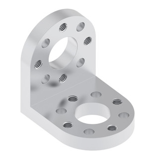 1202-0001-0001 - 1202 Series Angle Pattern Mount (1-1)