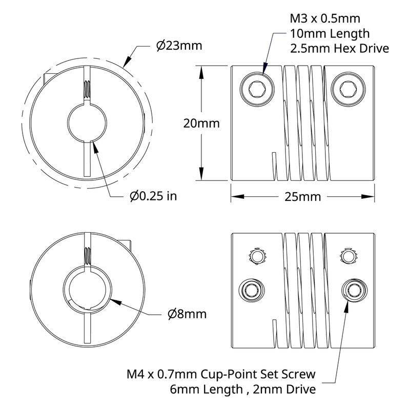 4002-0008-0250 Schematic