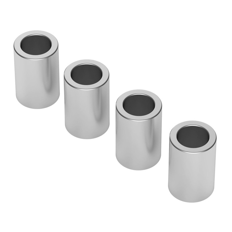 1502-0006-0090 - 1502 Series 4mm ID Spacer (6mm OD, 9mm Length) - 4 Pack
