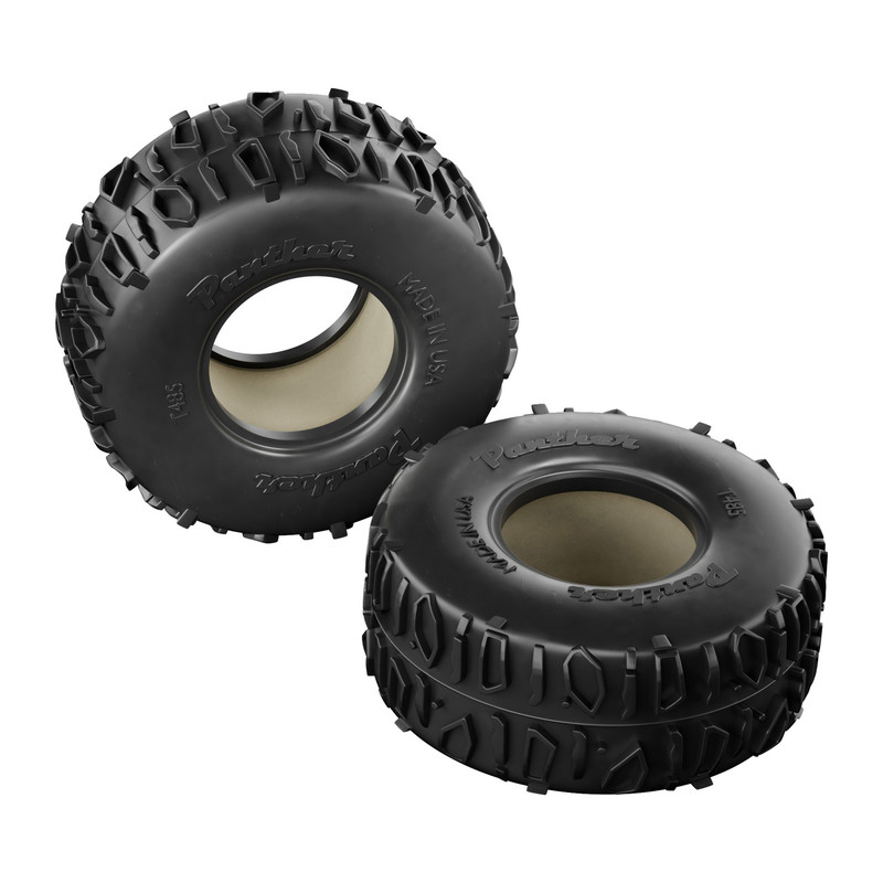 3609-0001-0002 - 3609 Series Cougar Tire - 2 Pack