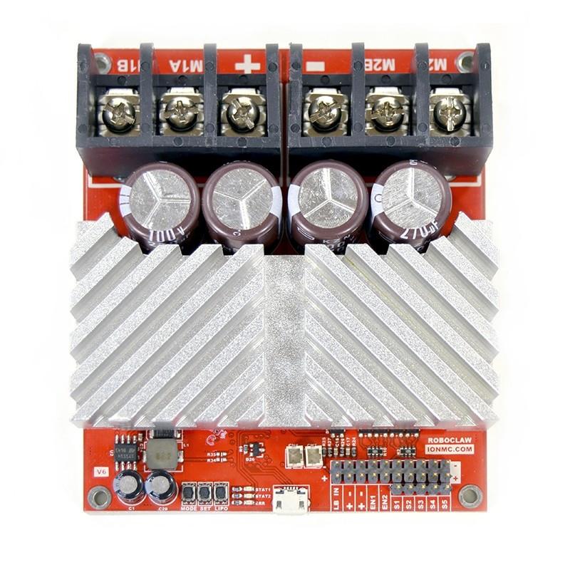 IMC414 - RoboClaw 2x60A Motor Controller