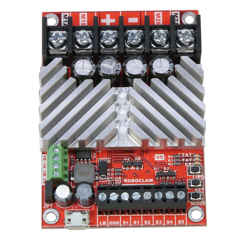 IMC419 - RoboClaw ST 2x45A Motor Controller