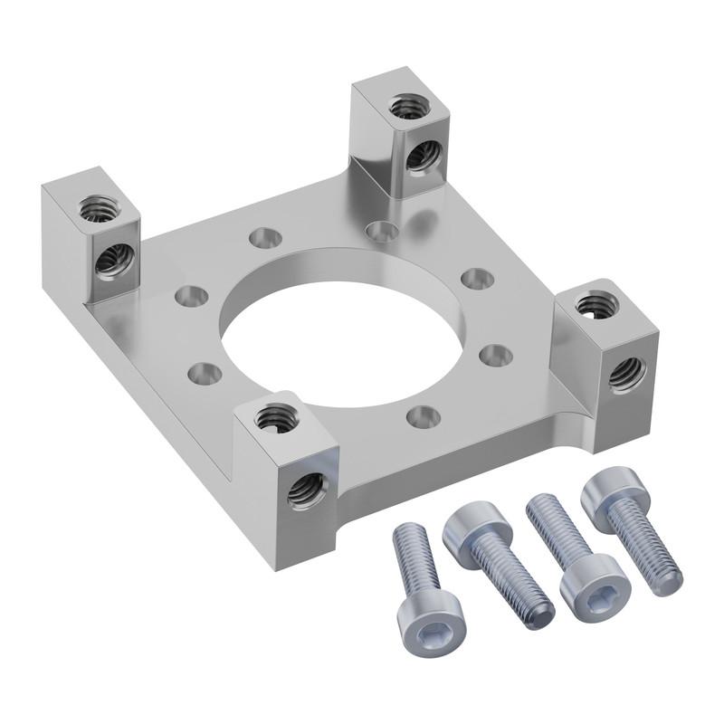 1702-0032-0002 - 1702 Series Quad Block Motor Mount (32-2)