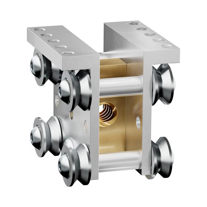3205-0003-0001 V-Guide Lead Screw Dolly Kit