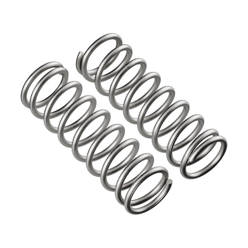 2916-0001-0002 - Compression Spring (6mm ID x 8mm OD, 2.3kg Max Load, 16-25mm Length) - 2 Pack