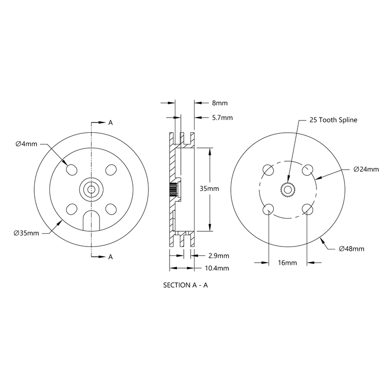 3410-0025-0038 Schematic