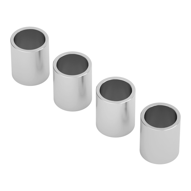 1514-0010-0120 - 1514 Series 8mm ID Spacer (10mm OD, 12mm Length) - 4 Pack