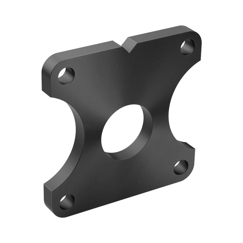 1616 Series Drop-Center Bearing Plate (32mm Pattern, 2mm Drop) - 4 Pack